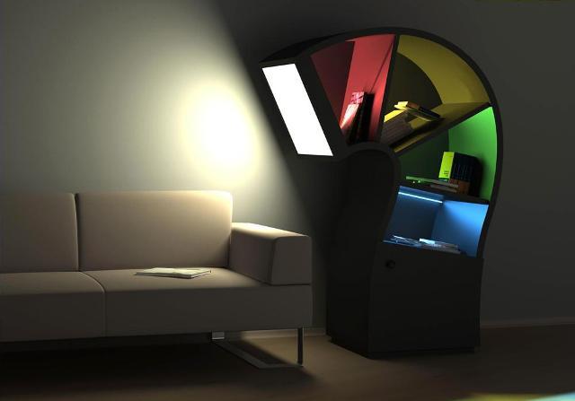 9 nietypowe pogiete meble twisted and curved furniture design funny interior ideas pomysly na ciekawe wnetrze