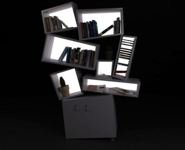 9a nietypowe pogiete meble twisted and curved furniture design funny interior ideas pomysly na ciekawe wnetrze