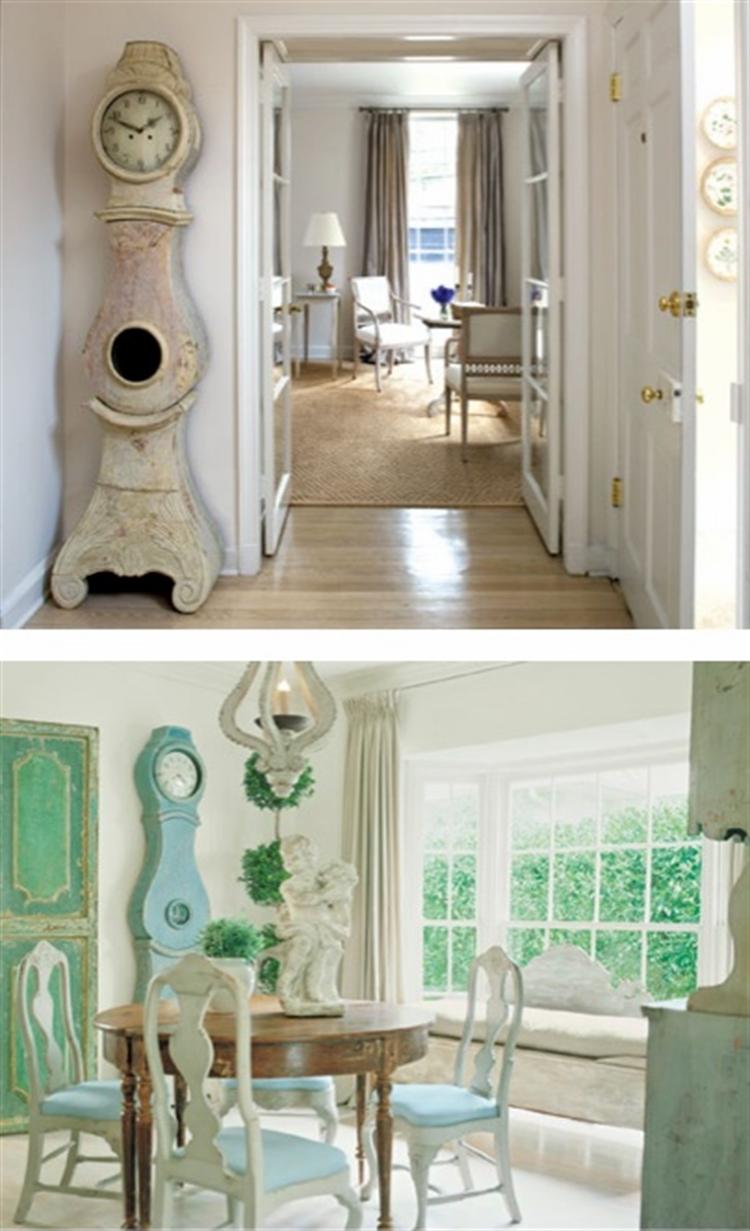 10 swedish gustavian style scadinavian glamour pastel home interior design projektowanie wnetrz elegancki dom