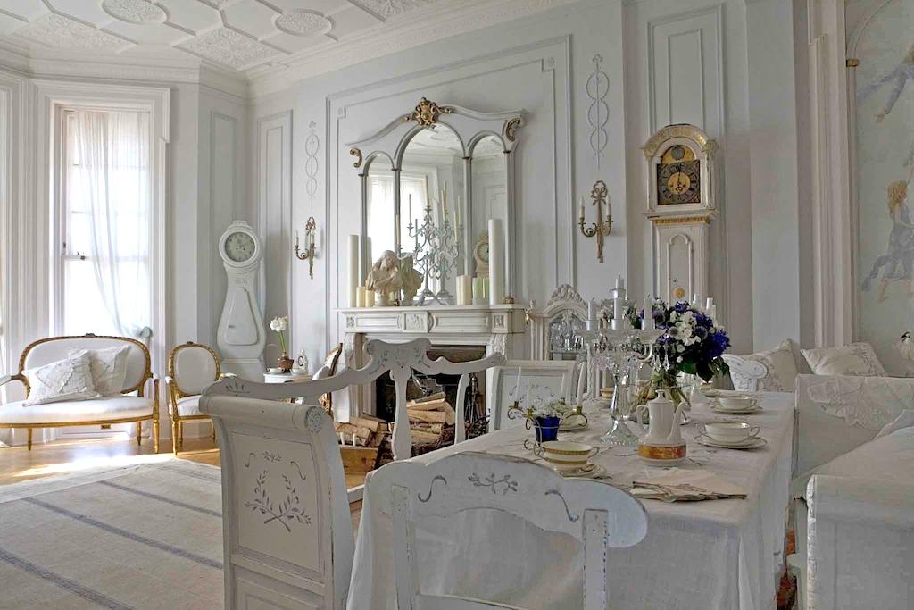 3 swedish gustavian style scadinavian glamour pastel home interior design projektowanie wnetrz elegancki dom