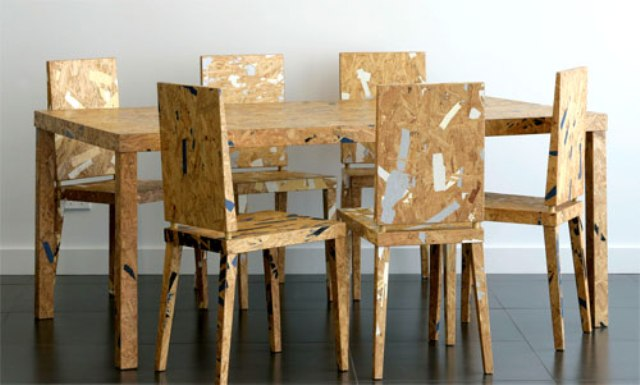 23 celia table chairs campana brothers ecological design upcycling recycling brasilia furniture brazylijskie meble designerski