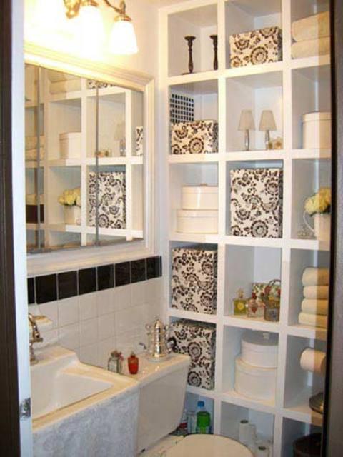 7_Aranzacja_malej_lazienki_pokoj_kapielowy_small_bathroom ideas projektowanie wnetrz iterior design