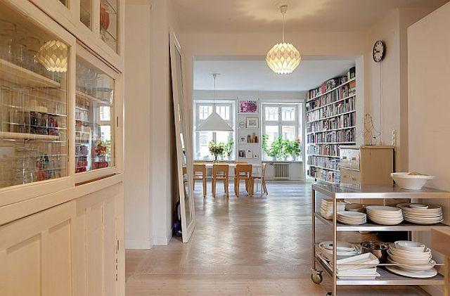 11 Kitchen open to living room kuchnia otwarta na pokoj projektowanie wnetrz interior design