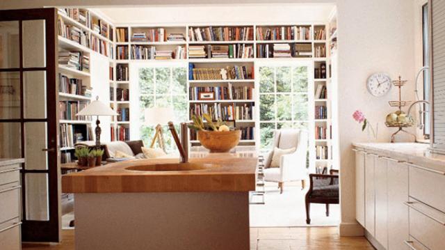 14 Kitchen open to living room kuchnia otwarta na pokoj projektowanie wnetrz interior design