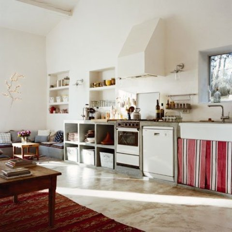 16 Kitchen open to living room kuchnia otwarta na pokoj projektowanie wnetrz interior design