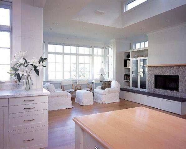17 Kitchen open to living room kuchnia otwarta na pokoj projektowanie wnetrz interior design