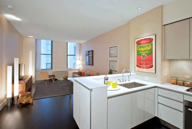 4 Kitchen open to living room kuchnia otwarta na pokoj projektowanie wnetrz interior design