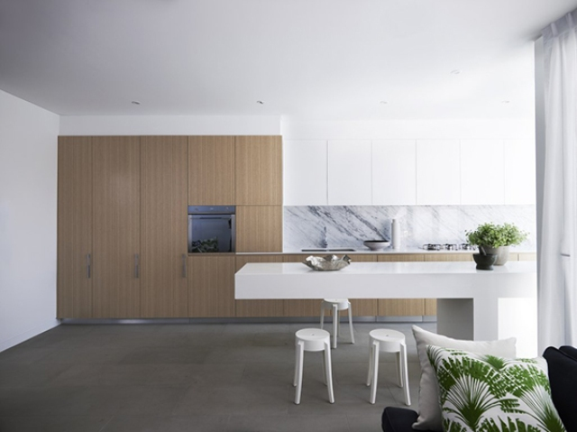 7 Kitchen open to living room kuchnia otwarta na pokoj projektowanie wnetrz interior design