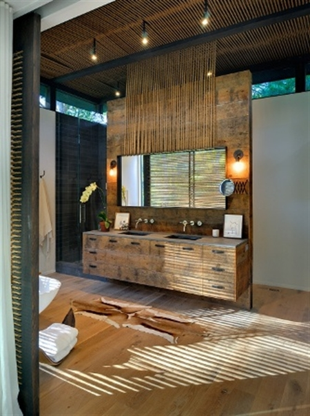 16_stare_deski_drewno_z_odzysku_w_domu_recycling_upcycling_driftwood_ideas_interior_design_reclaimed_wood