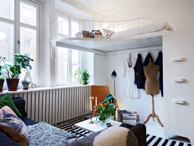 11 small bedroom ideas urzadzanie malej sypialnia projektowanie wnetrz interior design small spaces male mieszkanie