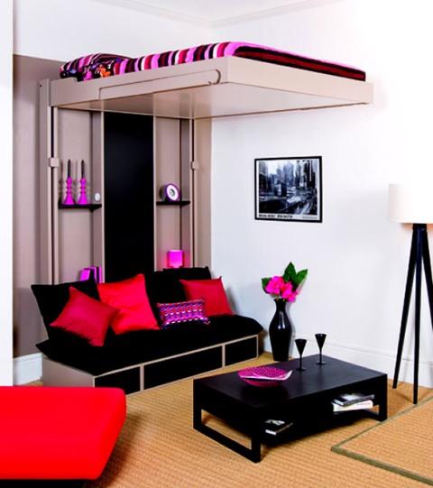 13 small bedroom ideas urzadzanie malej sypialnia projektowanie wnetrz interior design small spaces male mieszkanie