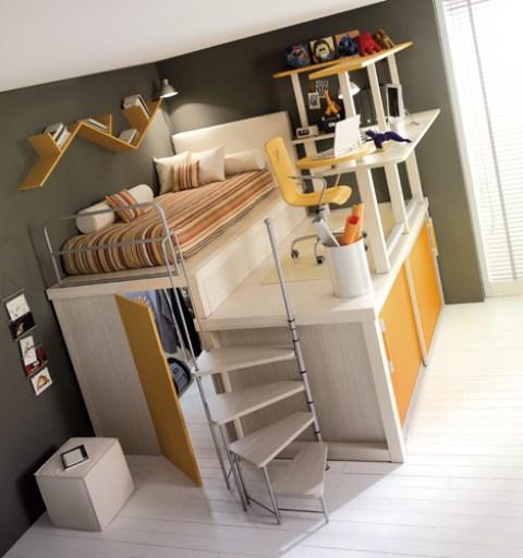 14 small bedroom ideas urzadzanie malej sypialnia projektowanie wnetrz interior design small spaces male mieszkanie