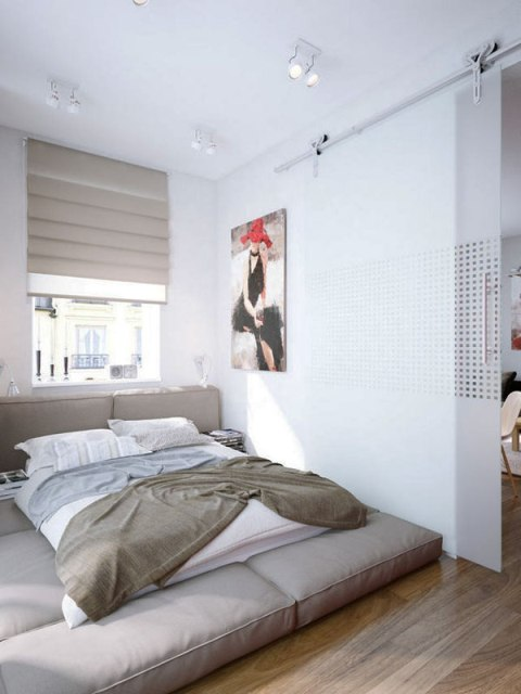 15 small bedroom ideas urzadzanie malej sypialnia projektowanie wnetrz interior design small spaces male mieszkanie