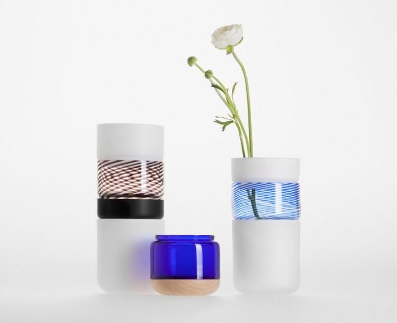 2 Pino-Pino vase by Maija Puoskari and Tuukka Tujula finnish design fiskie wzornictwo