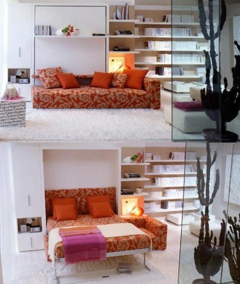 2 small bedroom ideas urzadzanie malej sypialnia projektowanie wnetrz interior design small spaces male mieszkanie
