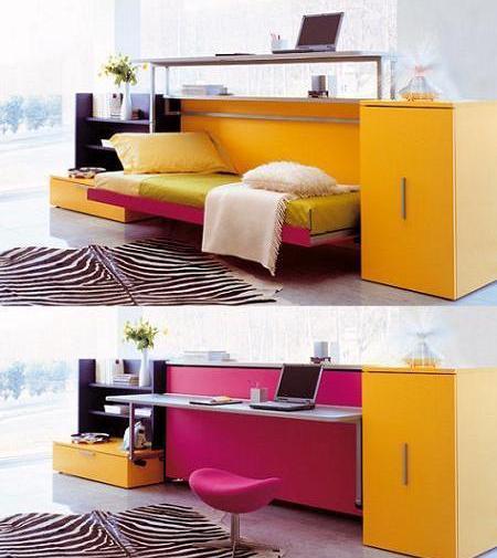 3 small bedroom ideas urzadzanie malej sypialnia projektowanie wnetrz interior design small spaces male mieszkanie