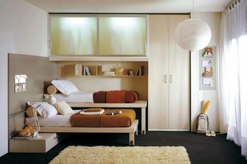 4 small bedroom ideas urzadzanie malej sypialnia projektowanie wnetrz interior design small spaces male mieszkanie