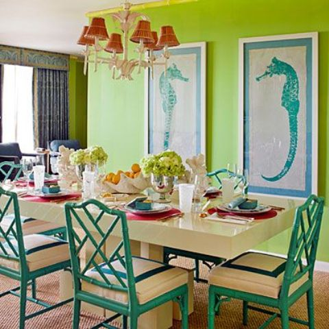 5 chinoiserie colorful spring interiors chinskie meble wiosenne kolory we wnetrzu oriental design