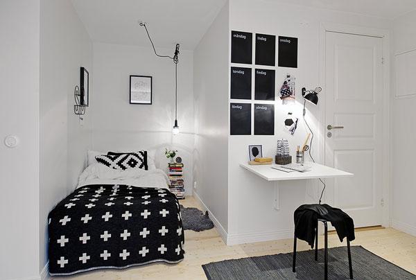6 small bedroom ideas urzadzanie malej sypialnia projektowanie wnetrz interior design small spaces male mieszkanie