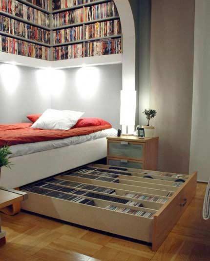 7 small bedroom ideas urzadzanie malej sypialnia projektowanie wnetrz interior design small spaces male mieszkanie