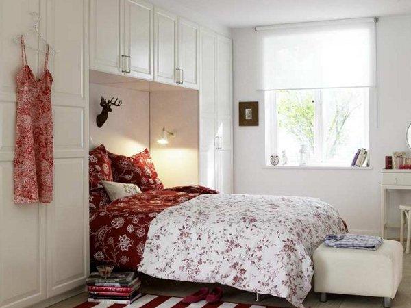 8 small bedroom ideas urzadzanie malej sypialnia projektowanie wnetrz interior design small spaces male mieszkanie