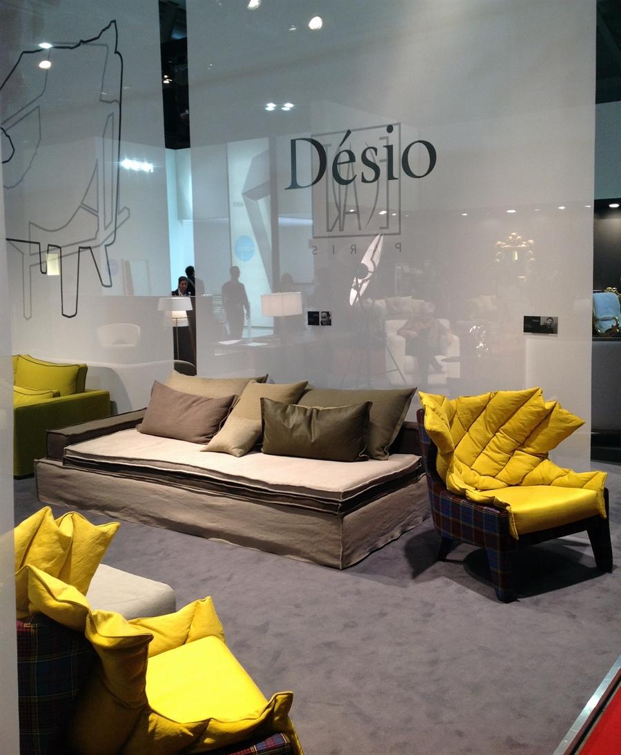 10a iSaloni 2014 milan design week interior design fair design de luxe luksosowe meble targi w mediolanie Desio