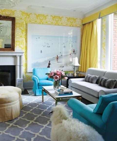 19 color rules for interior decorating small spaces interior design kolory w mieszkaniu male powierzchnie dobor kolorow projektowanie wnetrz