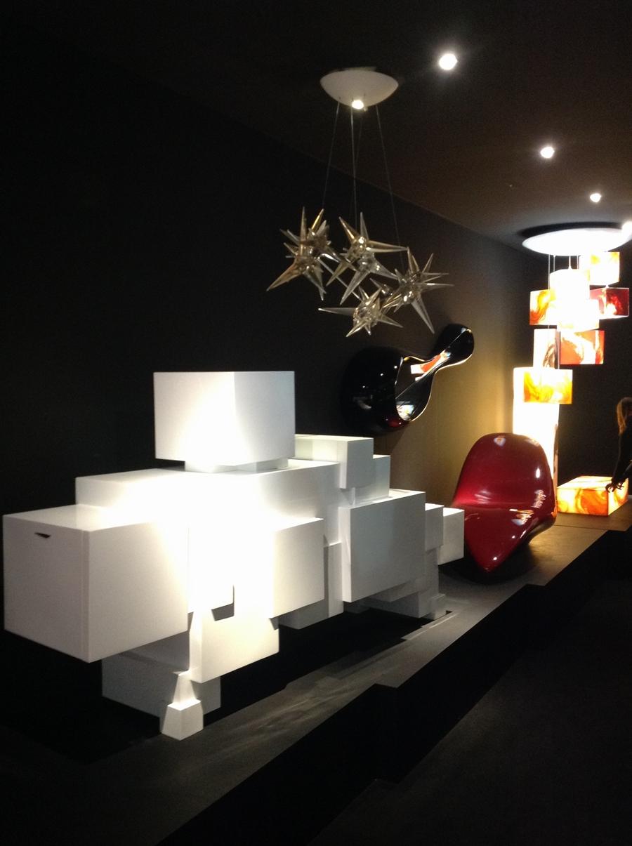 19a iSaloni 2014 milan design week interior design fair design de luxe luksosowe meble targi w mediolanie Cedrimartini Universe