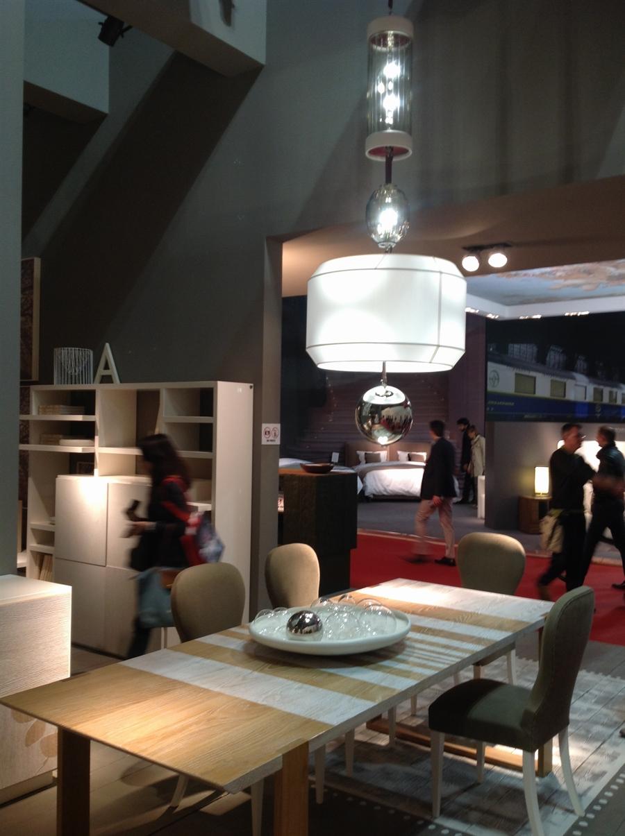 22a iSaloni 2014 milan design week interior design fair design de luxe luksosowe meble targi w mediolanie Marchetti