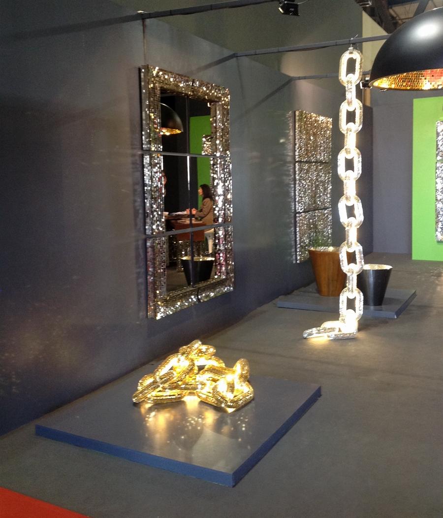 23a iSaloni 2014 milan design week interior design fair design de luxe luksosowe meble targi w mediolanie Davide Medri