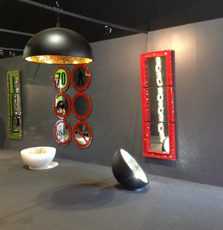 24a iSaloni 2014 milan design week interior design fair design de luxe luksosowe meble targi w mediolanie Davide Medri