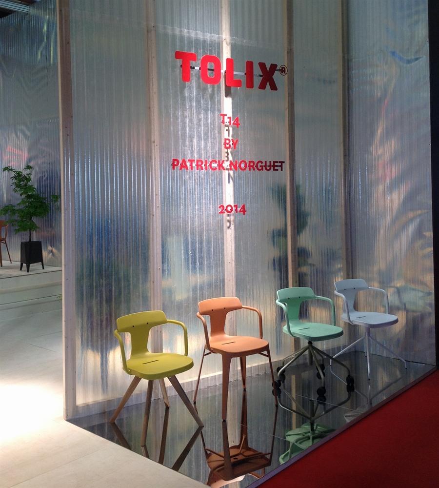 25a iSaloni 2014 milan design week interior design fair design de luxe luksosowe meble targi w mediolanie Tolix