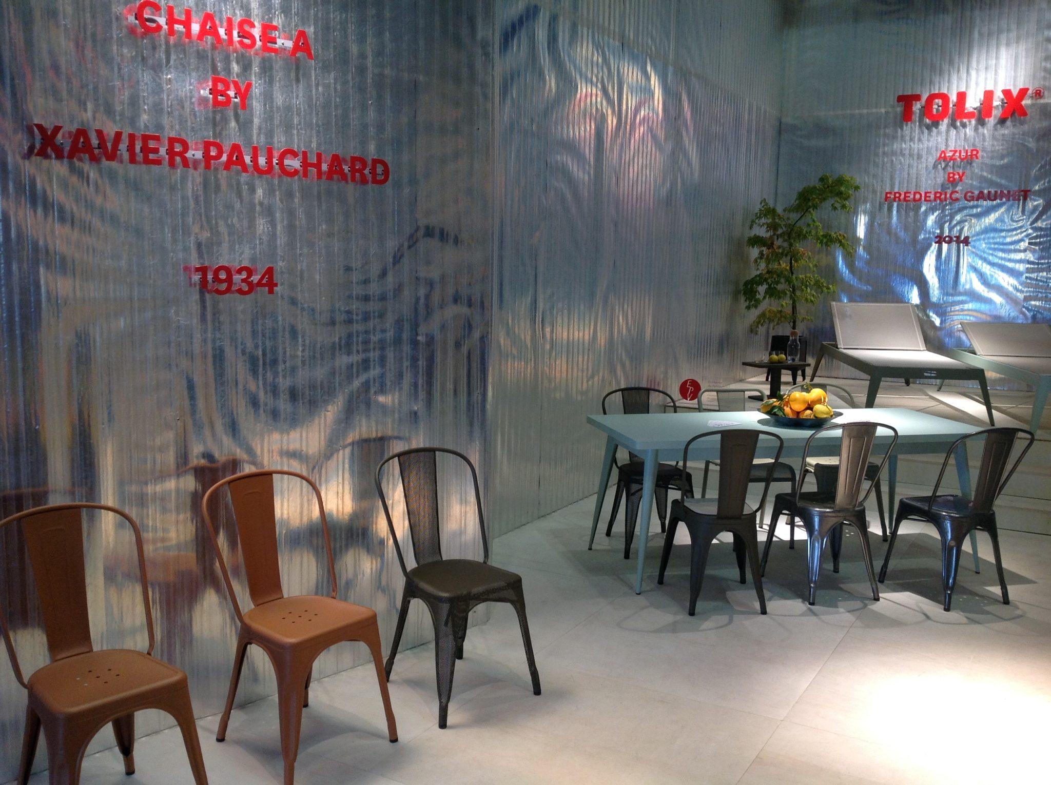 26 iSaloni 2014 milano design week interior design fair design de luxe luksosowe meble targi w mediolanie Tolix