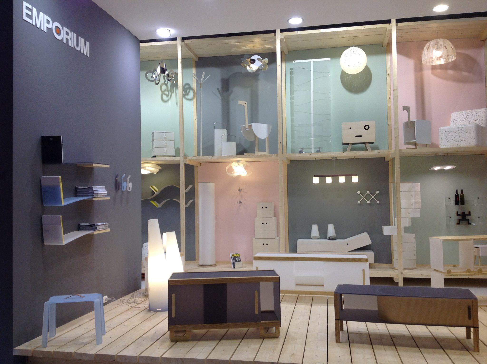 27 iSaloni 2014 milano design week interior design fair design de luxe luksosowe meble targi w mediolanie Emporium