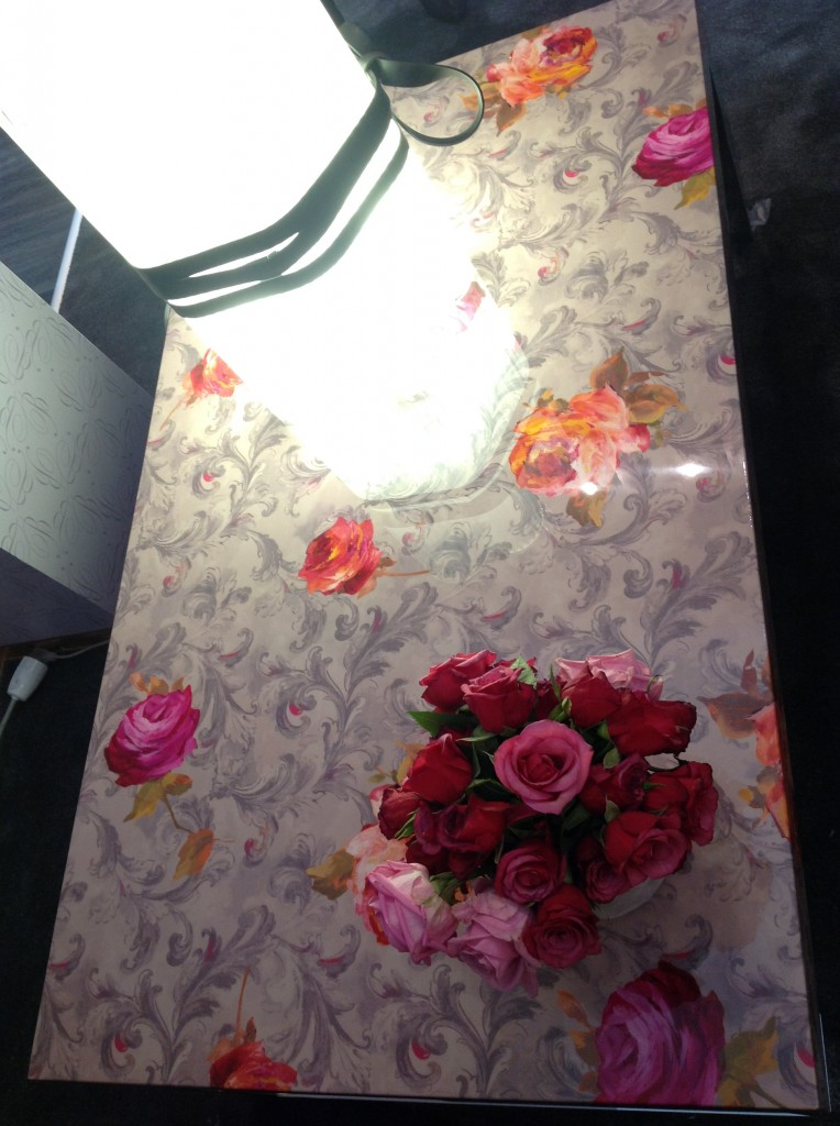3 blumarine isaloni salone internazionale del mobile targi w mediolanie home decor interior design floral patterns ekskuzywne meble wzory kwiatowe