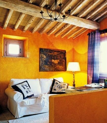 4 Country house interior design in Tuscany toskania projektowanie wnetrz