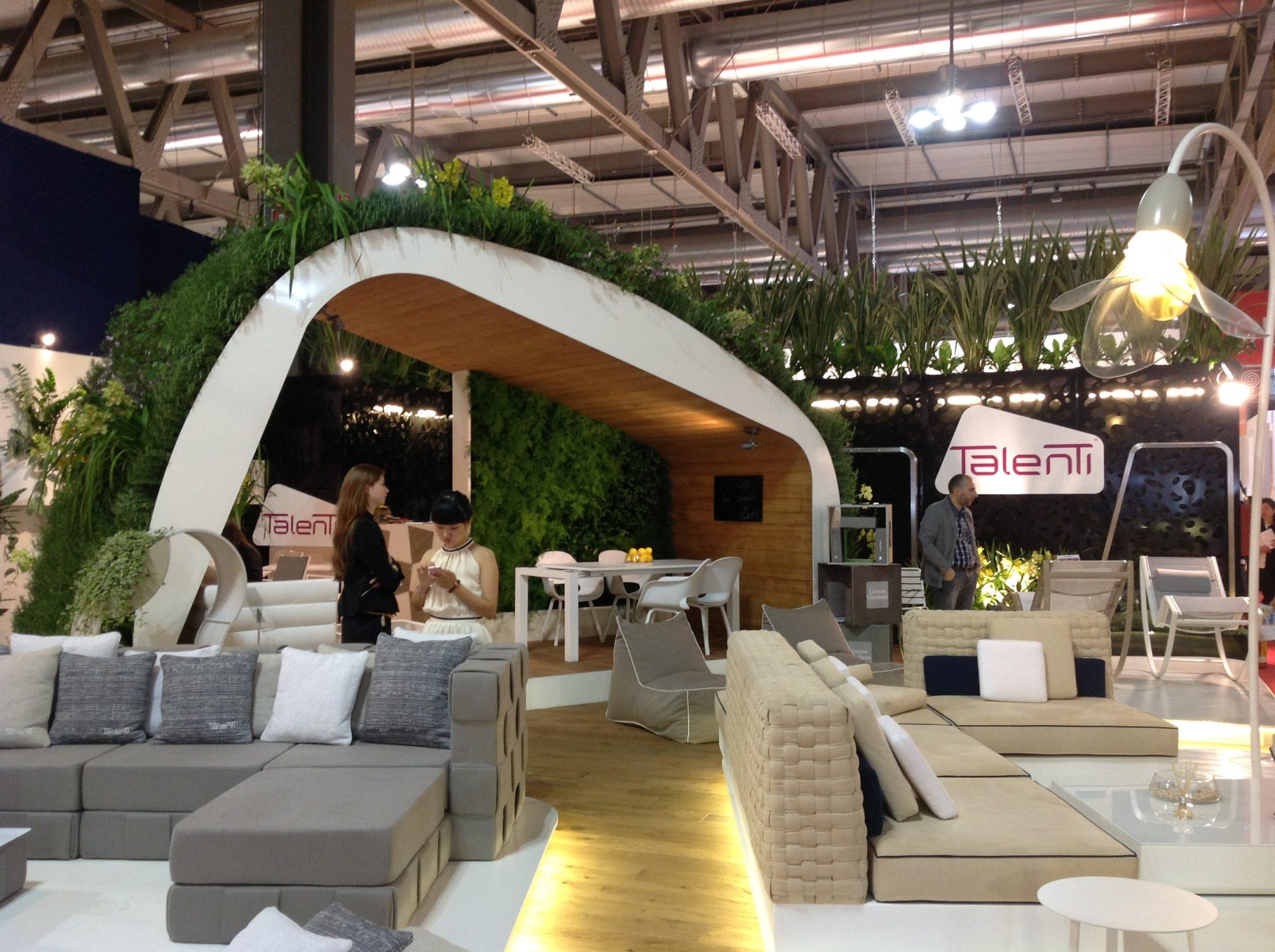 7 iSaloni 2014 milan design week interior design fair design de luxe luksosowe meble targi w mediolanie Talenti