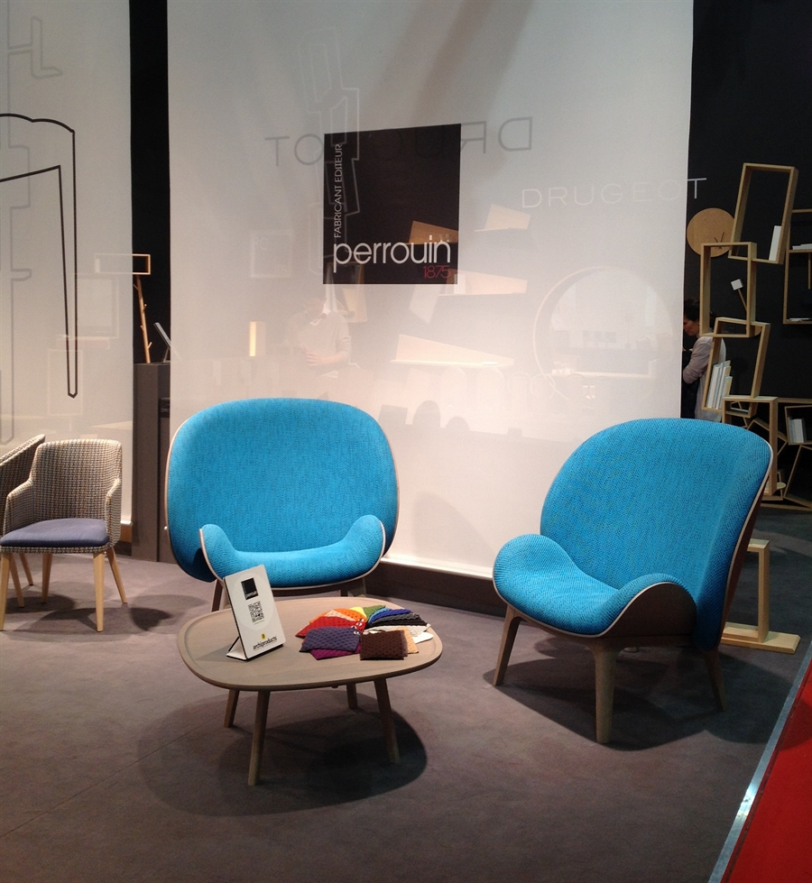 8a iSaloni 2014 milan design week interior design fair design de luxe luksosowe meble targi w mediolanie Perrouin