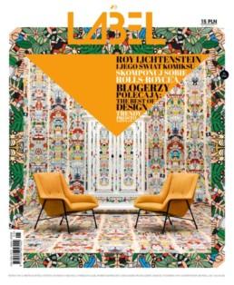 1 Label Magazine design architecture interiors bloggers forelements moooi marcel wanders skygarden roche bobois hans wegner teddy chair design icons architektura projektowanie prasa fachowa