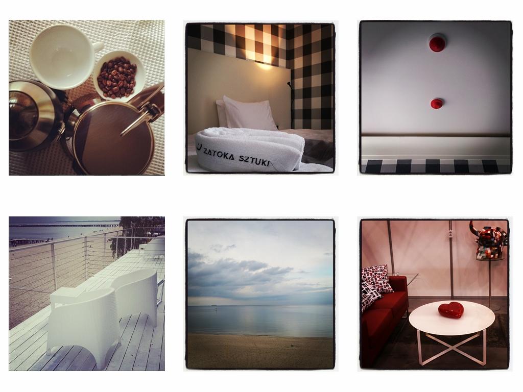 1 instagram mosaic about design bloggers zone targi wyposazenia wnetrz projektowanie