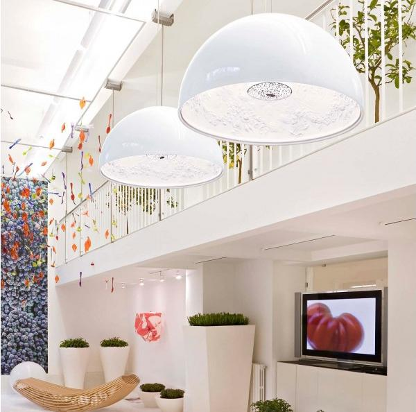 12_Marcel_Wanders_Skygarden_lamp_for_Flos interior design dizajnerskie lampy