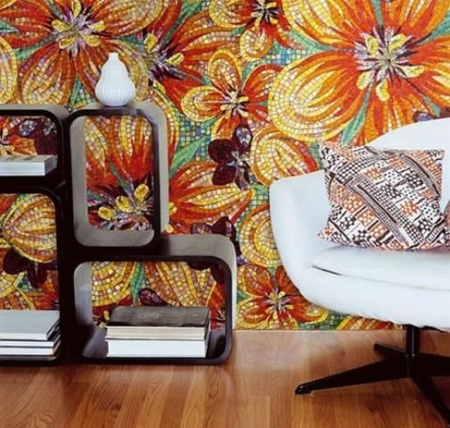 15_Flower_Power_Glass_mosaic tiles sicis interior design history projektowanie wnetrz mozaika luksusowe kafelki