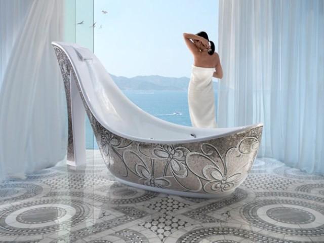 23_Audrey_ bathtub bathroom _mosaic tiles sicis interior design history projektowanie wnetrz mozaika luksusowe kafelki