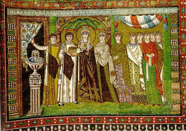 5_Ravenna_San_Vitale_Mosaic_ Ravenna_ tiles sicis interior design history projektowanie wnetrz mozaika luksusowe kafelki