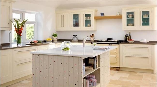 11 black and white polka dots home decoration interior design spotted ideas kropki we wnetrzu bialo czarne groszki w domu kuchnia w kropki spotted kitchen