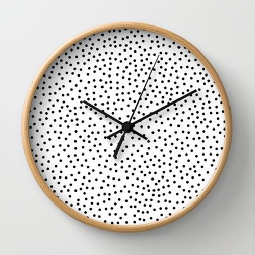 23 black and white polka dots home decoration interior design spotted ideas kropki we wnetrzu bialo czarne groszki w domu ozdoby w kropki
