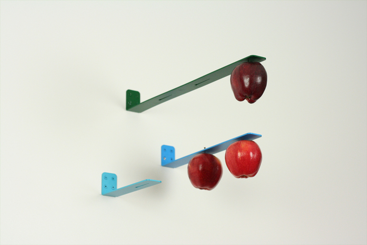 4 NEWTON Picking Fruit hanger kitchen wieszak na owoce one of studios american design ideas for living pomysly do kuchni
