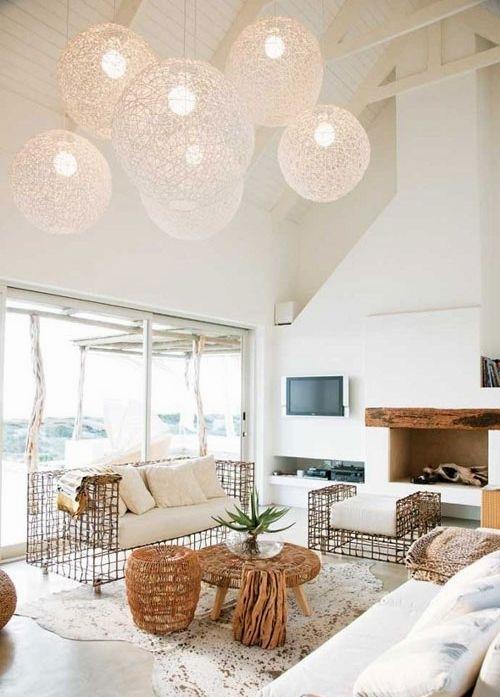 5 nautical interior seaside home style styl morski marynistyczny dom nad morzem blue red white trzy kolory niebieski bialy czerwony aranzacja wnetrz interior design marine livingroom