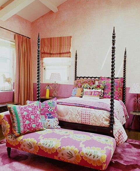 11 hacienda horse ranch kathryn ireland santa fe mexican rustic style styl meksykanski rustykalny dom w kalifornii california retreat interior design projektowanie