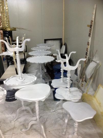 21 ottoman classic side table boca do lobo brabbu koket manufactory luxurious furniture meble luksusowe interior design handmade